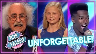 UNFORGETTABLE TOP AUDITIONS On Got Talent & X FACTOR | Top Talent
