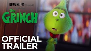 The Grinch - Official Trailer #2 (HD)
