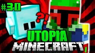 BLOCKY wurde ENTFÜHRT?! - Minecraft Utopia #030 [Deutsch/HD]