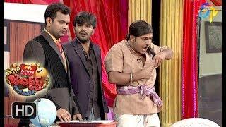 Sudigaali Sudheer Performance | Extra Jabardasth | 20th April 2018 | ETV Telugu