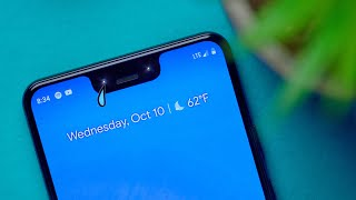 The Pixel 3 XL Doesn