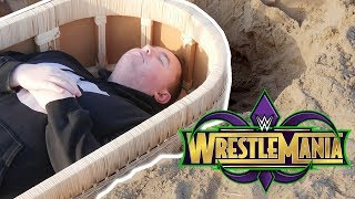 WWE WrestleMania 34 Punishment (Part One): Buried Alive
