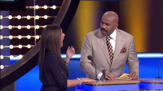 Family Feud 10/14/13: This Ain