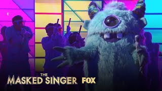 Monster Has The Moves   Season 1 Ep. 9   THE MASKED SINGER