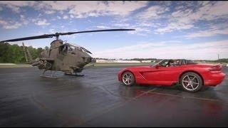 Viper versus Cobra | Top Gear USA | Series 1