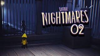 LITTLE NIGHTMARES [02] ㊙️ Mädchen aus Stein