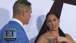 John Cena, Nikki Bella React To Break-Up