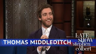 Thomas Middleditch Made It Into An Alex Jones Rant