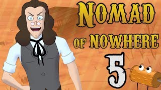 "Nomad Of Nowhere Episode 5 Review ""The Kindness Of Strangers"" - EruptionFang"