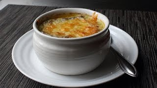 Broccoli Soup Au Gratin - Cheesy Broccoli Soup Recipe