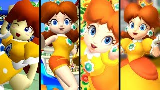 Super Mario Evolution of DAISY