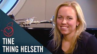 Tine Thing Helseth live on Sarah's Horn Hangouts