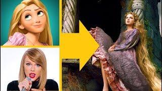 3 Real-Life Versionen von ANIMIERTEN Filmen/Serien | Jay & Arya