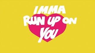 Major Lazer - Run Up (feat. PARTYNEXTDOOR & Nicki Minaj) (Official Lyric Video)