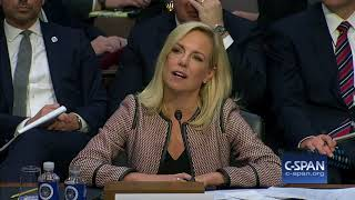 Exchange between Secretary Nielsen & Senator Durbin (C-SPAN)