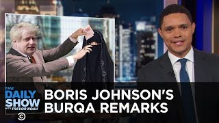 Popular Movies at the Oscars, Boris Johnson