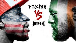 Floyd Mayweather vs Conor Mcgregor Promo | Boxing vs MMA