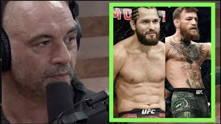 """Joe Rogan on Jorge Masvidal Calling Out Conor McGregor """"That's a Rough Fight for Conor"""""""