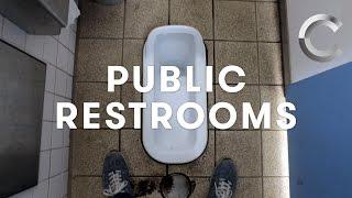 Public Restrooms | Around the World | Ep 2