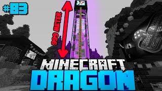 WOLKENKRATZER IM DORF?! - Minecraft Dragon #83 [Deutsch/HD]