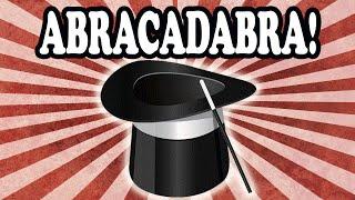 "The Fascinating Origin of the Word ""Abracadabra"""