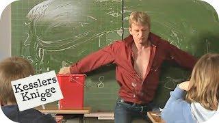 10 Dinge, die Sie nicht tun sollten wenn Sie Lehrer sind - Kesslers Knigge