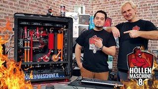 Wir VERLOSEN den 43.000-EURO-PC - HÖLLENMASCHINE 8 | #Gaming-PC