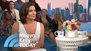 Luann De Lesseps Opens Up About Relapse And Rehab: 'I Have This Whole New Life'   Megyn Kelly TODAY