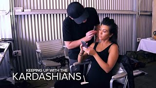 KUWTK | Kourtney Kardashian Is Pissed Over Blac Chyna