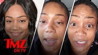 Tiffany Haddish Loses Her Mind At TMZ! | TMZ TV
