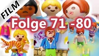 Playmobil Film Deutsch | Folge 71-80 | Kinderserie Familie Vogel | Compilation