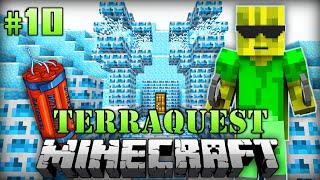 Der DUNGEON im NORDEN!! - Minecraft Terraquest #010 [Deutsch/HD]