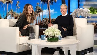 Sarah Jessica Parker Wants Ellen to Play Samantha in the