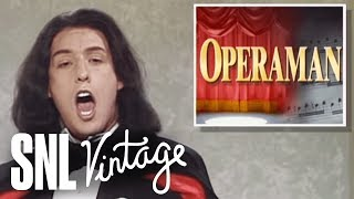 Weekend Update: Opera Man on Vice President Gore and Harry Connick Jr. - SNL