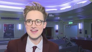 Royal Variety: Tom Fletcher says McFly will be in the studio in the new year