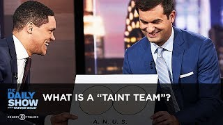 "What is a ""Taint Team""? 