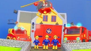 FEUERWEHRMANN SAM neue Folgen für KINDER: Rettungsaktionen Best of | Fireman Sam Episode DEUTSCH