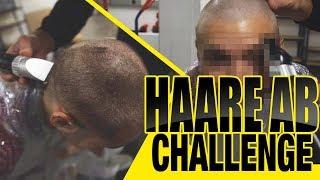 Haare ab Challenge | dieses mal wirklich | inscope21