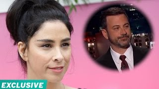 Sarah Silverman Reacts to Ex Jimmy Kimmel