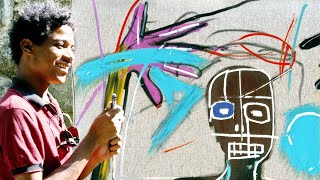 Why Is Jean-Michel Basquiat Hip-Hop