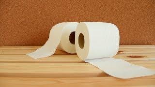 126 Jahre alte Zeichnung zeigt richtige Verwendung von Toilettenpapier.