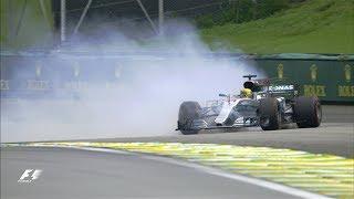 2017 Brazil Grand Prix: Qualifying Highlights
