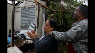 Puerto Rico races to evacuate thousands living near dam