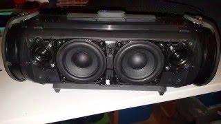 JBL Xtreme vs. Bose Soundlink III - soundcheck - Geeky Vids ...