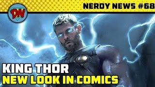 RDJ Earning Revealed, MCU Phase 4, Endgame vs Avatar,  DC Updates | Nerdy News #68