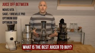 What is the Best Juicer to Buy? Centrifugal and Slow Juicer Comparison