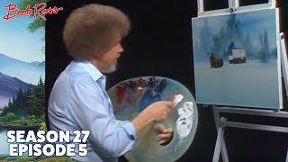 Bob Ross - Winter at the Farm (Season 27 Episode 5)