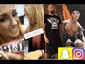 WWE Snapchat/IG ft. Charlotte, Becky Lyn...mp3