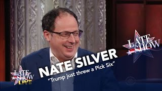 Nate Silver Explains Just How Bad Donald Trump