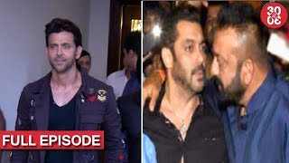 Hrithik Breaks His Silence On Kangana Ranaut Controversy | Salman-Sanjay Back On Good Terms Again?